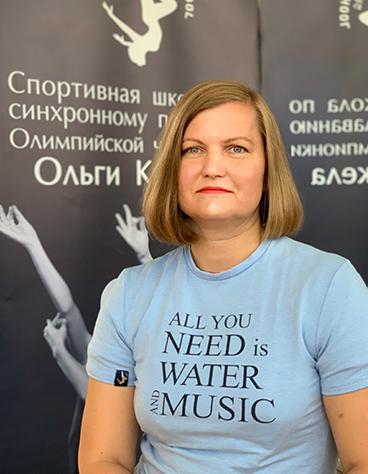 Колмагорова Жанна Юрьевна