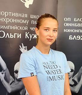 Кужела Ольга Петровна